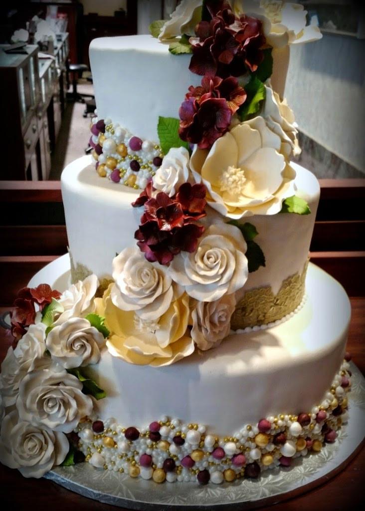 Wedding Cakes Pics  Wedding Cakes Orland Park Bakery