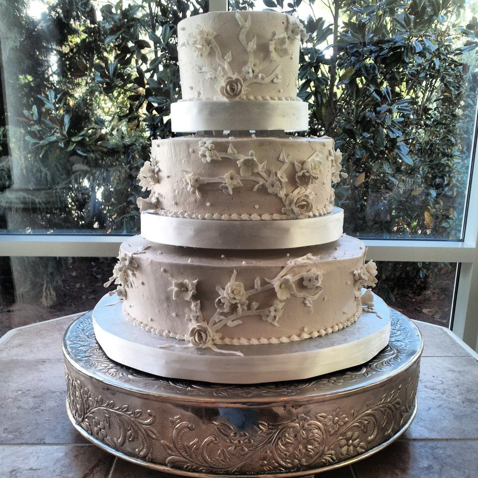 Wedding Cakes Picture Gallery  Custom Wedding Cake Gallery