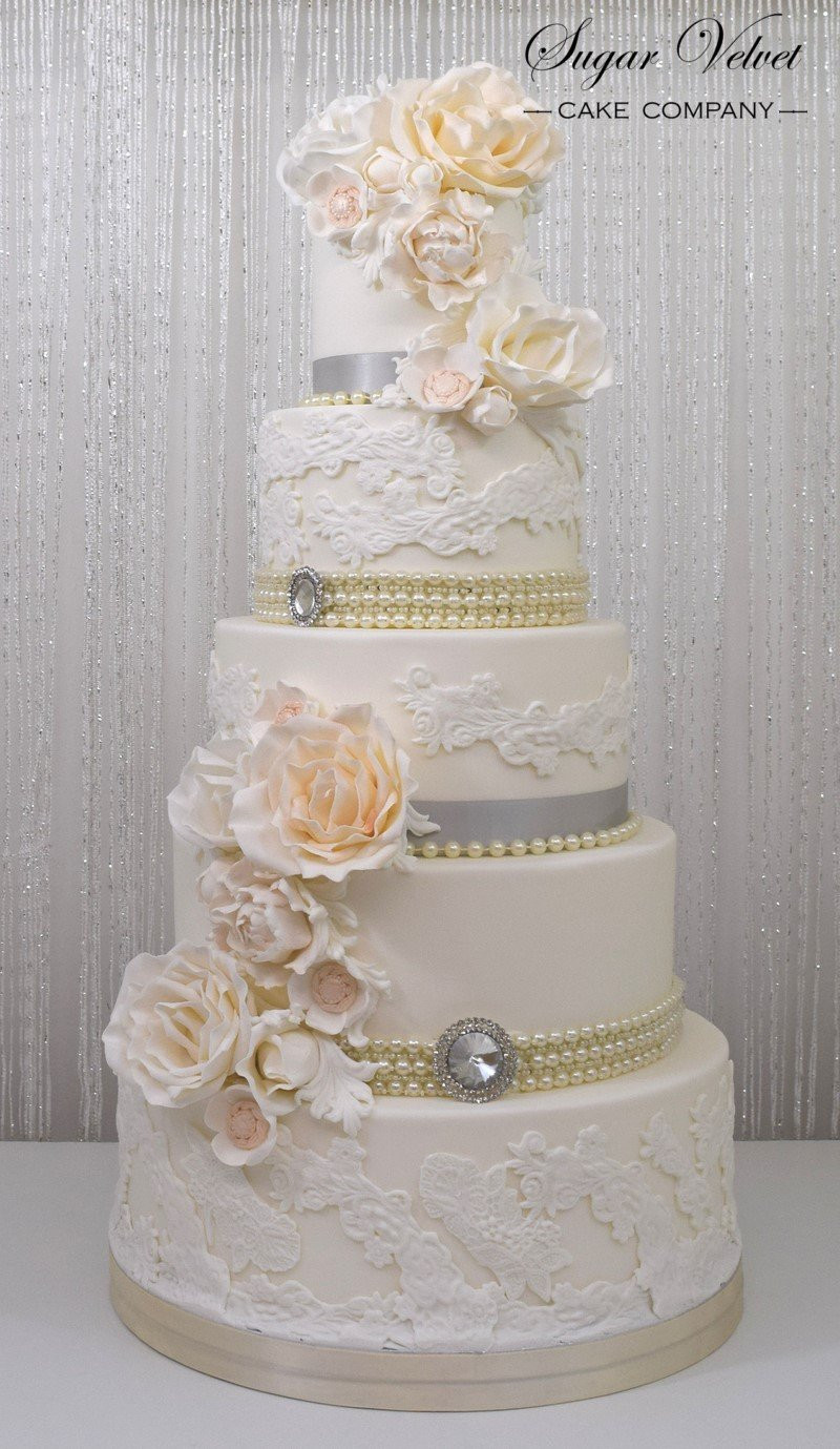 Wedding Cakes Pictures 2016  Amazing Wedding Cakes in Yorkshire 2016