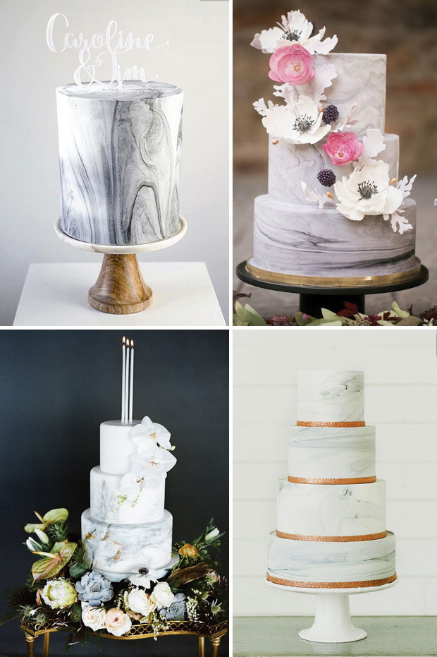 Wedding Cakes Pictures 2016  Confection Perfection Top 10 Wedding Cake Trends for