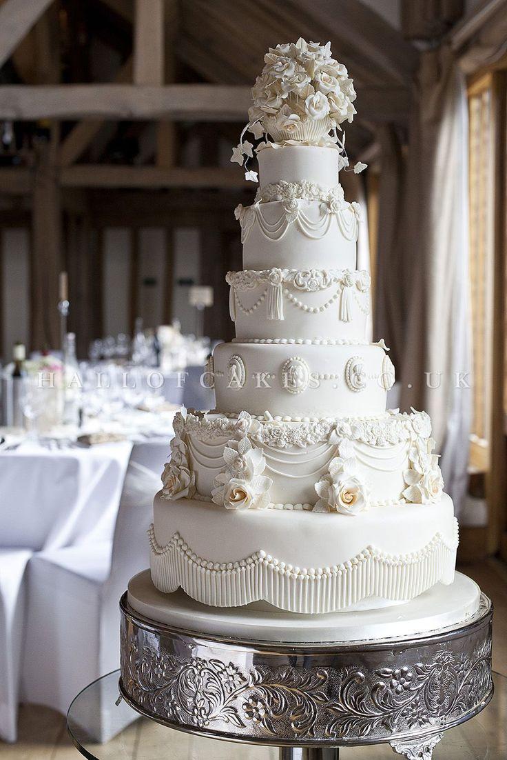 Wedding Cakes Pictures Pinterest  Best 25 Victorian wedding cakes ideas on Pinterest
