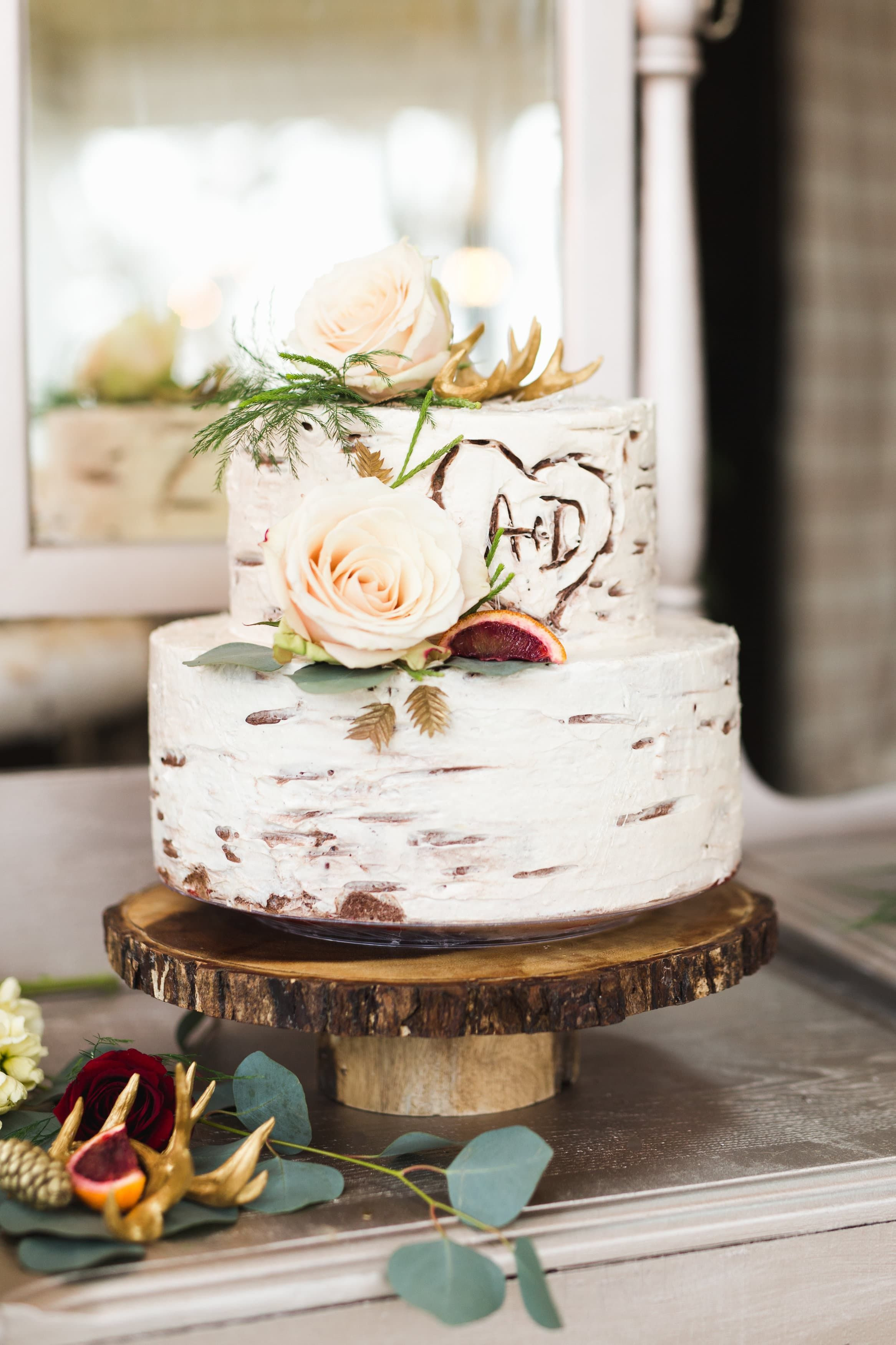 Wedding Cakes Pictures Pinterest  Rustic Romantic Inspiration wedding cake ideas