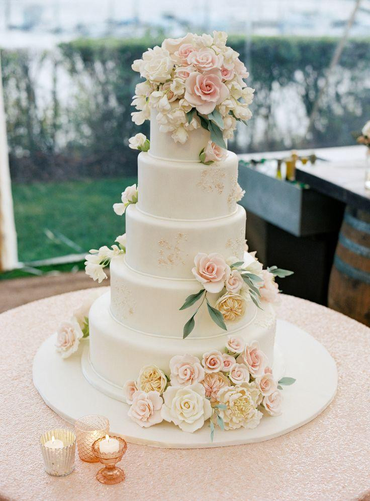 Wedding Cakes Pinterest 20 Ideas for Cake Wedding Cakes Weddbook