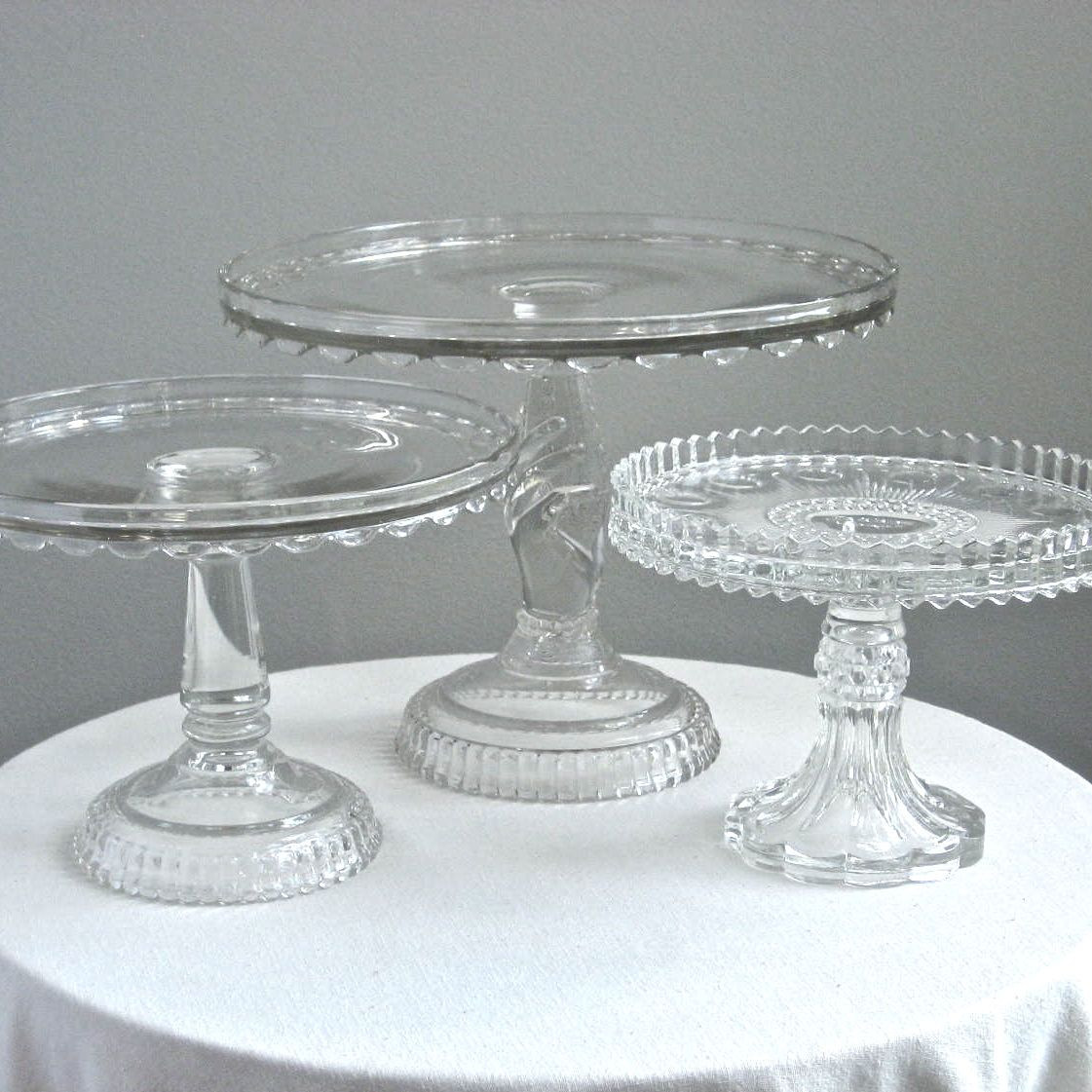 Wedding Cakes Plates  Discount Wedding Cake Stands Wedding and Bridal Inspiration