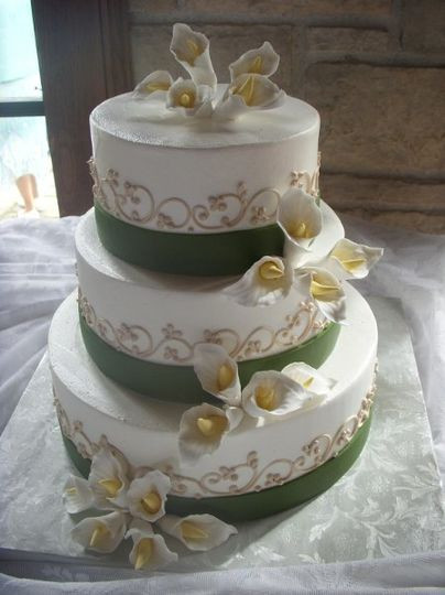Wedding Cakes Prices Chicago  Alliance Bakery Wedding Cake Chicago IL WeddingWire
