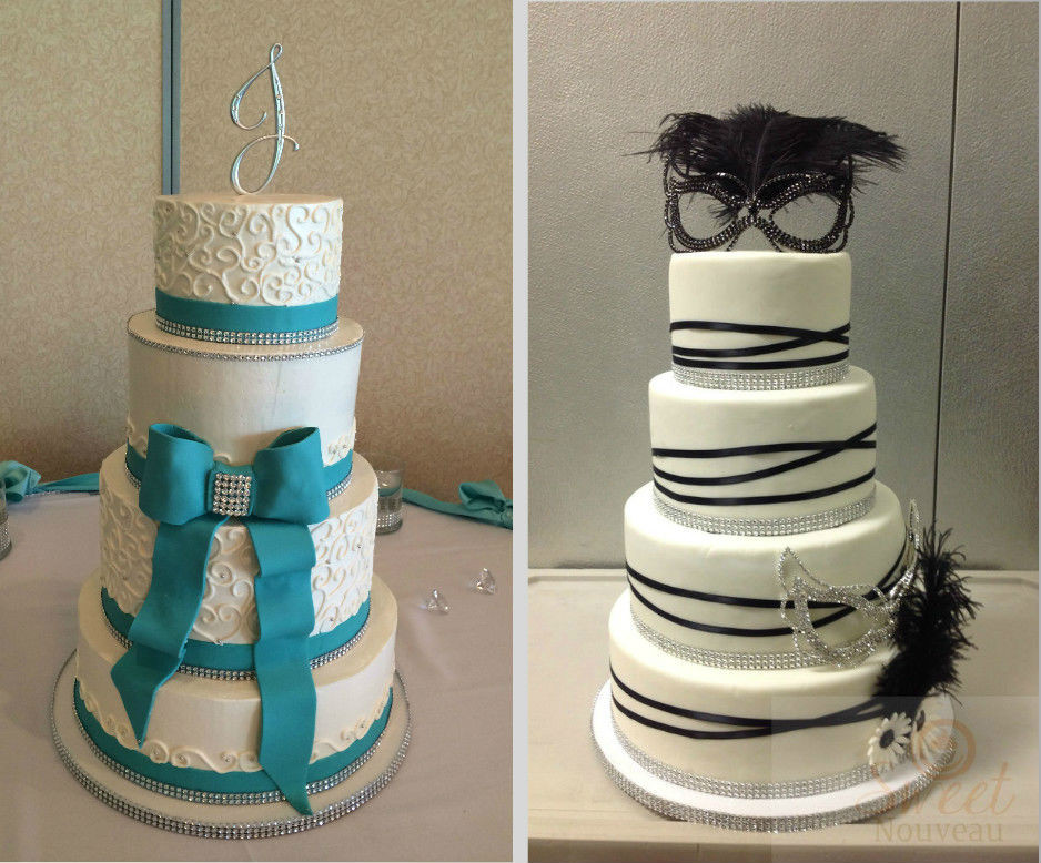 Wedding Cakes Prices Chicago  Best Wedding Cakes in Chicago