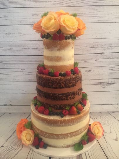 Wedding Cakes Queens Ny  Denise Makes Cakes Wedding Cake Queens NY WeddingWire