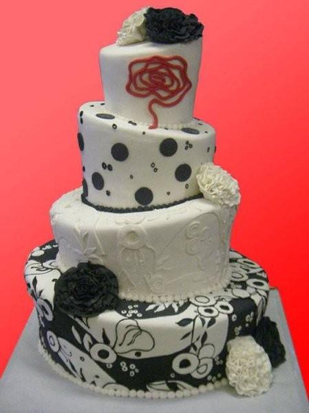 Wedding Cakes Queens Ny  Baku Bakery s Wedding Cake New York New
