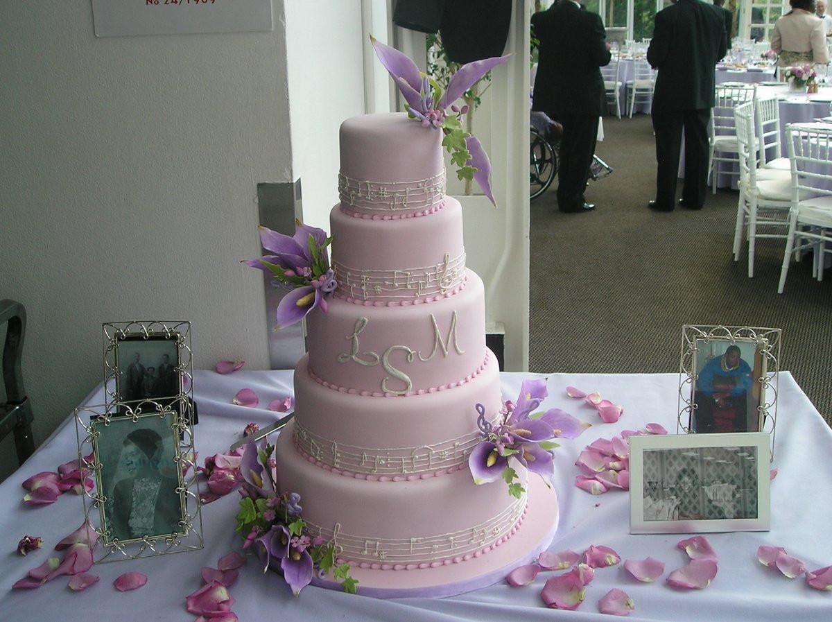 Wedding Cakes Queens Ny  Heavenly Crumbs Wedding Cake New York New York