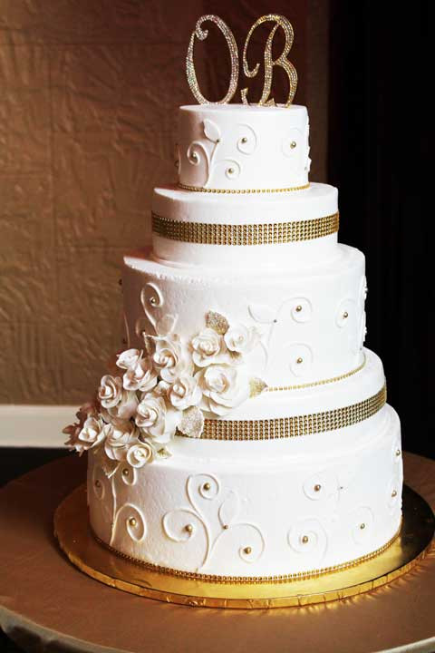 Wedding Cakes Queens Ny  King And Queen Wedding Cakes
