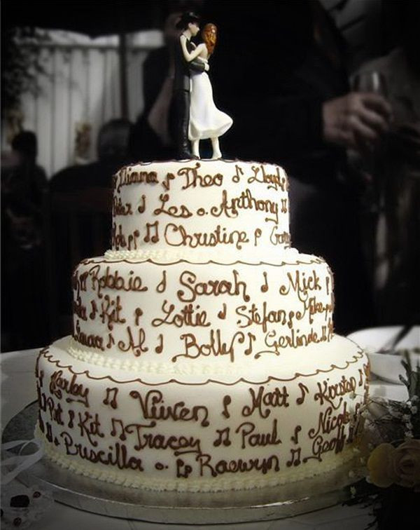 Wedding Cakes Quotes  13 Awesome Country Wedding Cakes