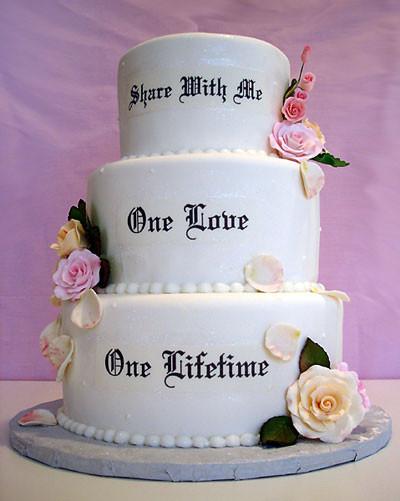Wedding Cakes Quotes  Engagement Cake Quotes QuotesGram