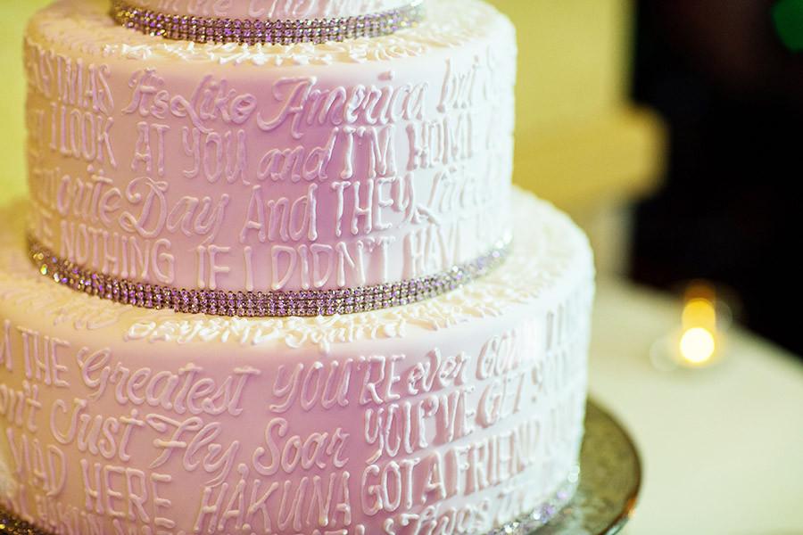 Wedding Cakes Quotes  Wedding Cake Wednesday Disney Movie Quotes
