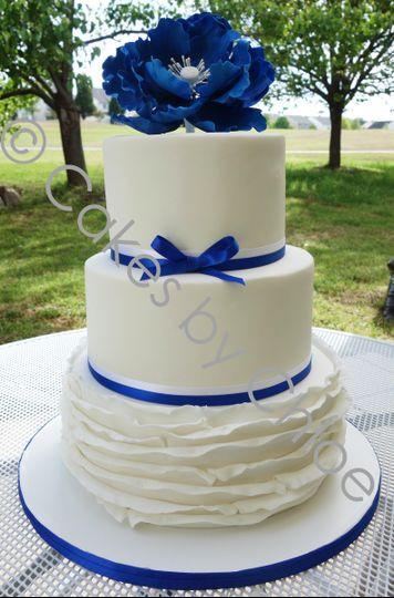 Wedding Cakes Raleigh Nc  Cakes by Chloe LLC Wedding Cake Raleigh NC WeddingWire
