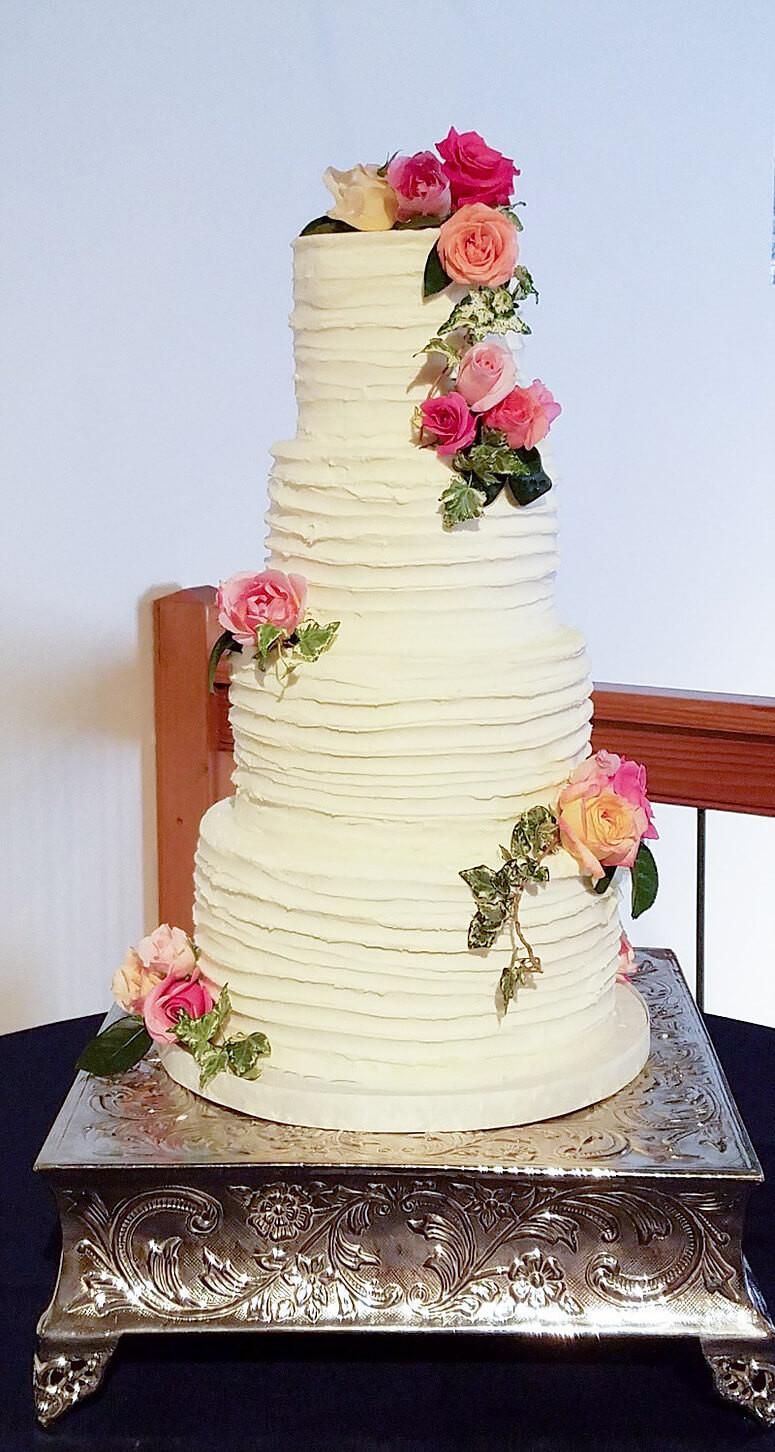 Wedding Cakes Raleigh Nc  Wedding Cakes & Bakeries in Raleigh North Carolina