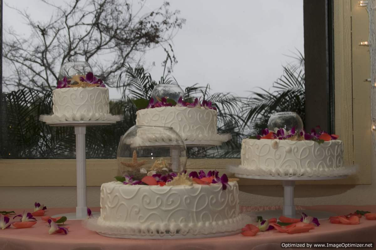Wedding Cakes Rancho Cucamonga  tario Bakery Cakes for your California beach wedding