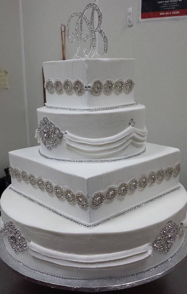 Wedding Cakes Rancho Cucamonga  Cake Among Us Bakery Wedding Cake California Inland