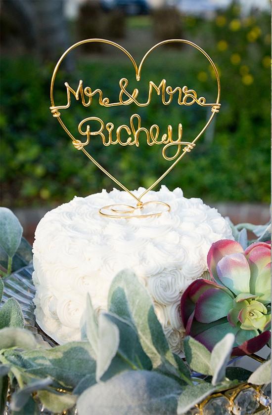 Wedding Cakes Rancho Cucamonga  Rustic Wedding at Rancho Cucamonga Real Weddings Loverly