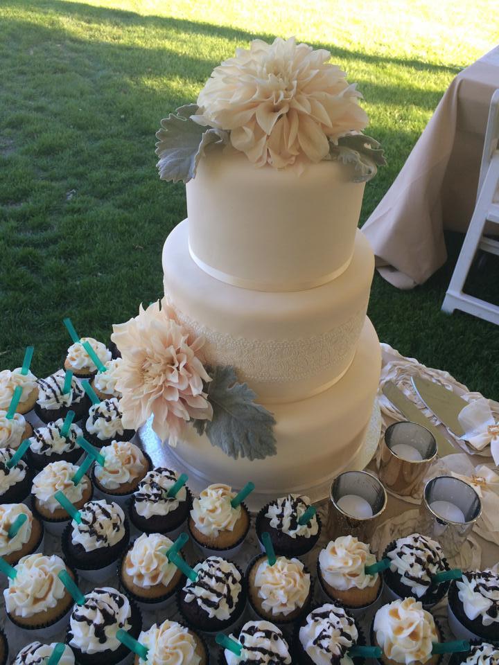 Wedding Cakes Redding Ca  Wedding & Events Redding CA of the Day