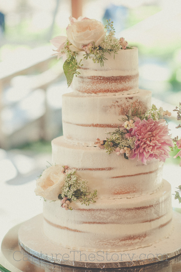 Wedding Cakes Redding Ca  Wedding Cakes Redding Ca Elise Jeff Love Story Palo Cedro