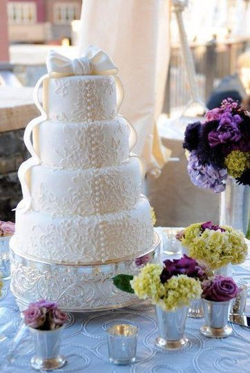 Wedding Cakes Reno  Dee s Bakery & Cafe Wedding Cake Sparks NV WeddingWire