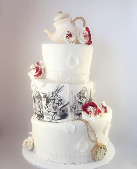 Wedding Cakes Reno  Paris Custom Cakes Wedding Cake Reno NV WeddingWire