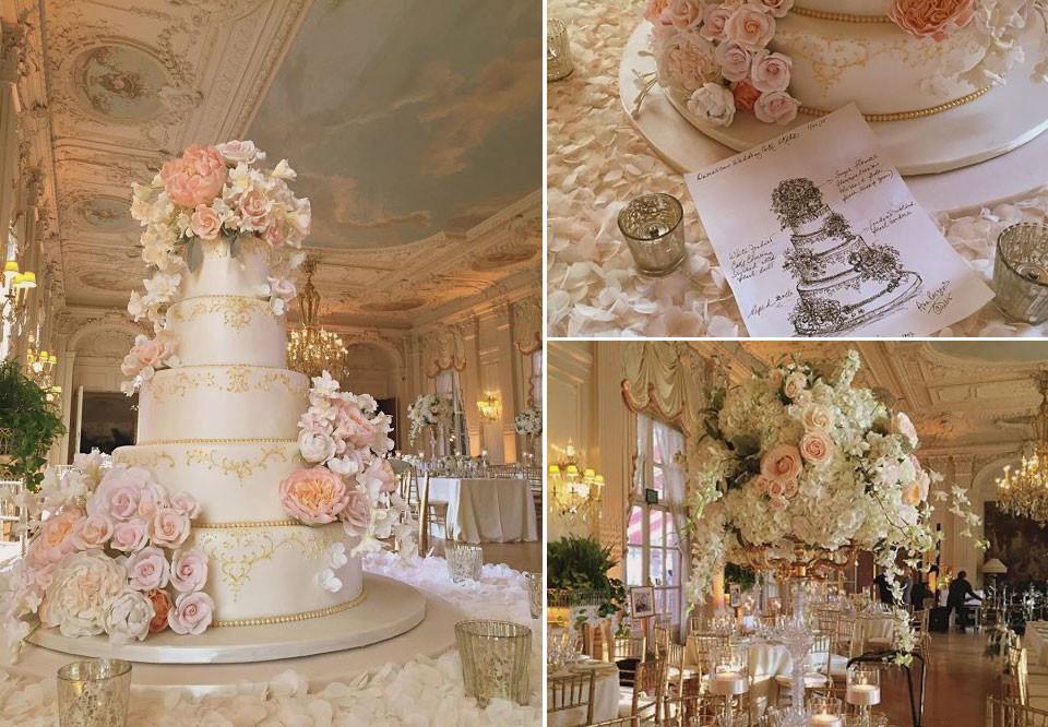 Wedding Cakes Rhode Island  Newport Rhode Island Wedding Cake by Cake by Ana Parzych