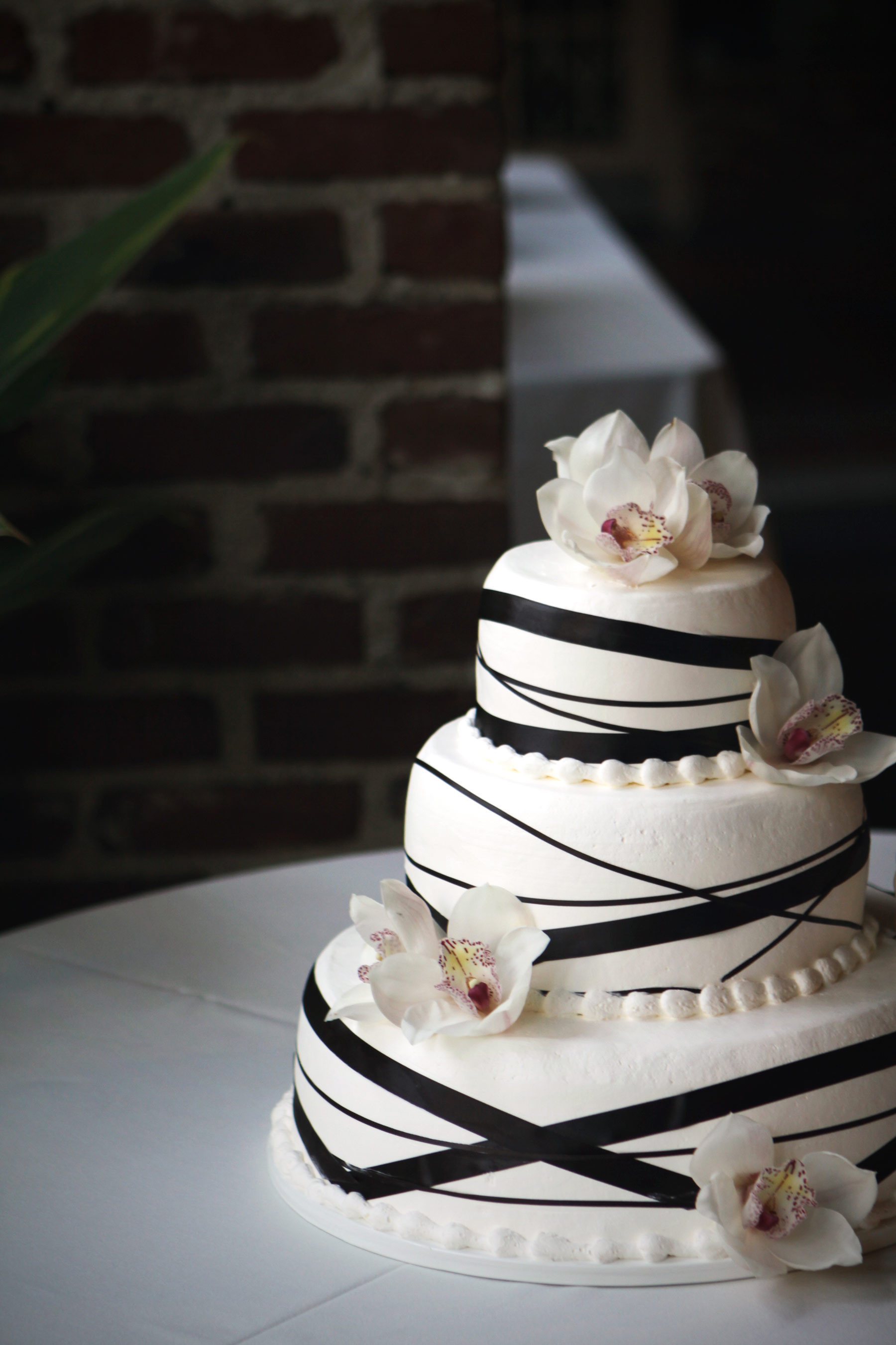 Wedding Cakes Ribbon  beautiful Wedding cake Archives Patty s Cakes and