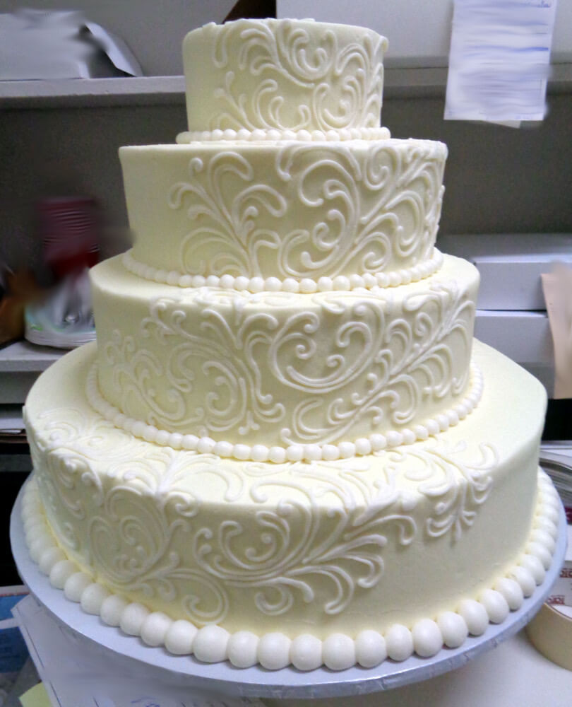 Wedding Cakes Richmond Va  Westhampton Pastry Shop Richmond VA Wedding Cakes and