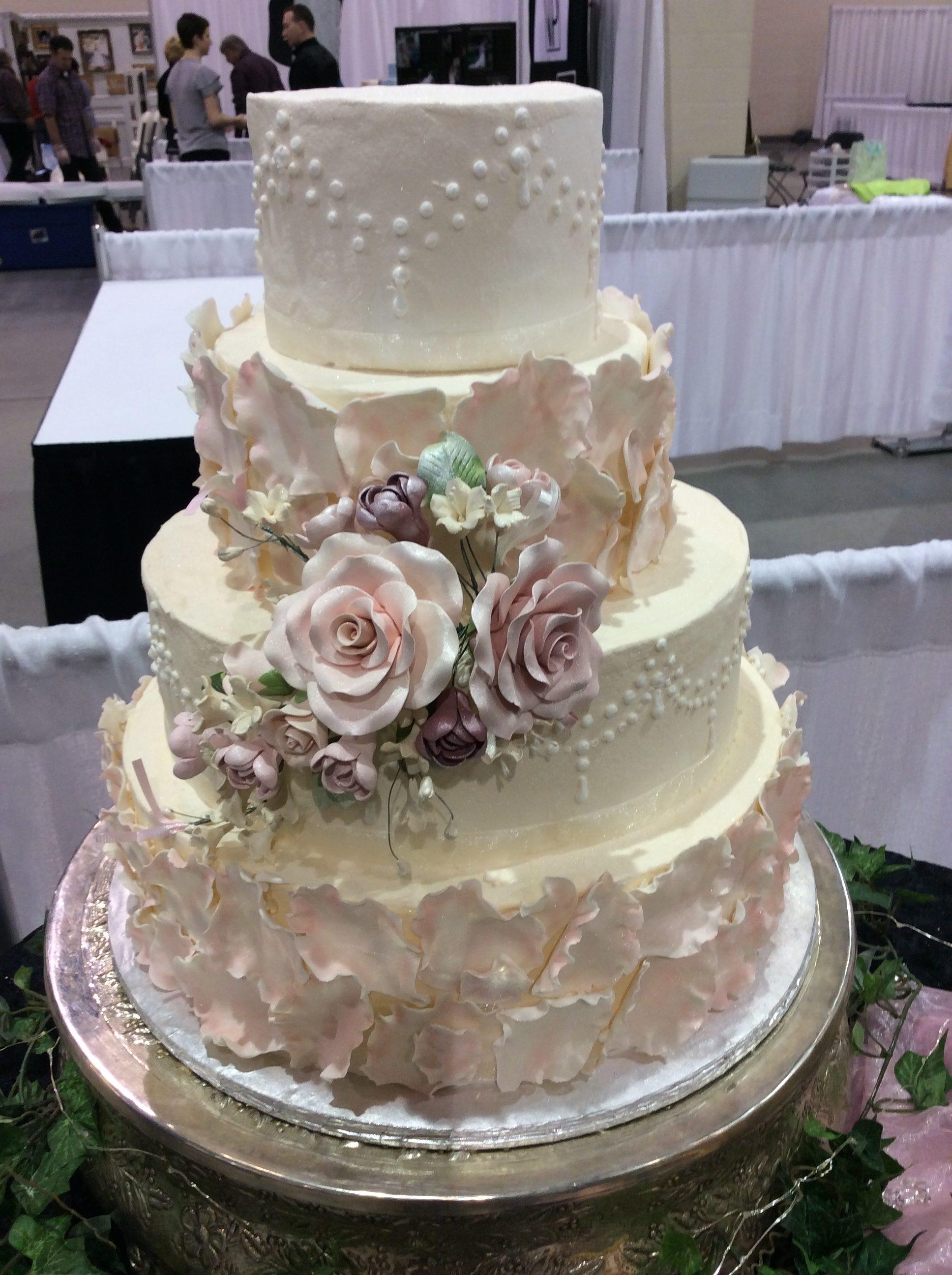 Wedding Cakes Roanoke Va  Wedding Cake Style Roanoke Weddings