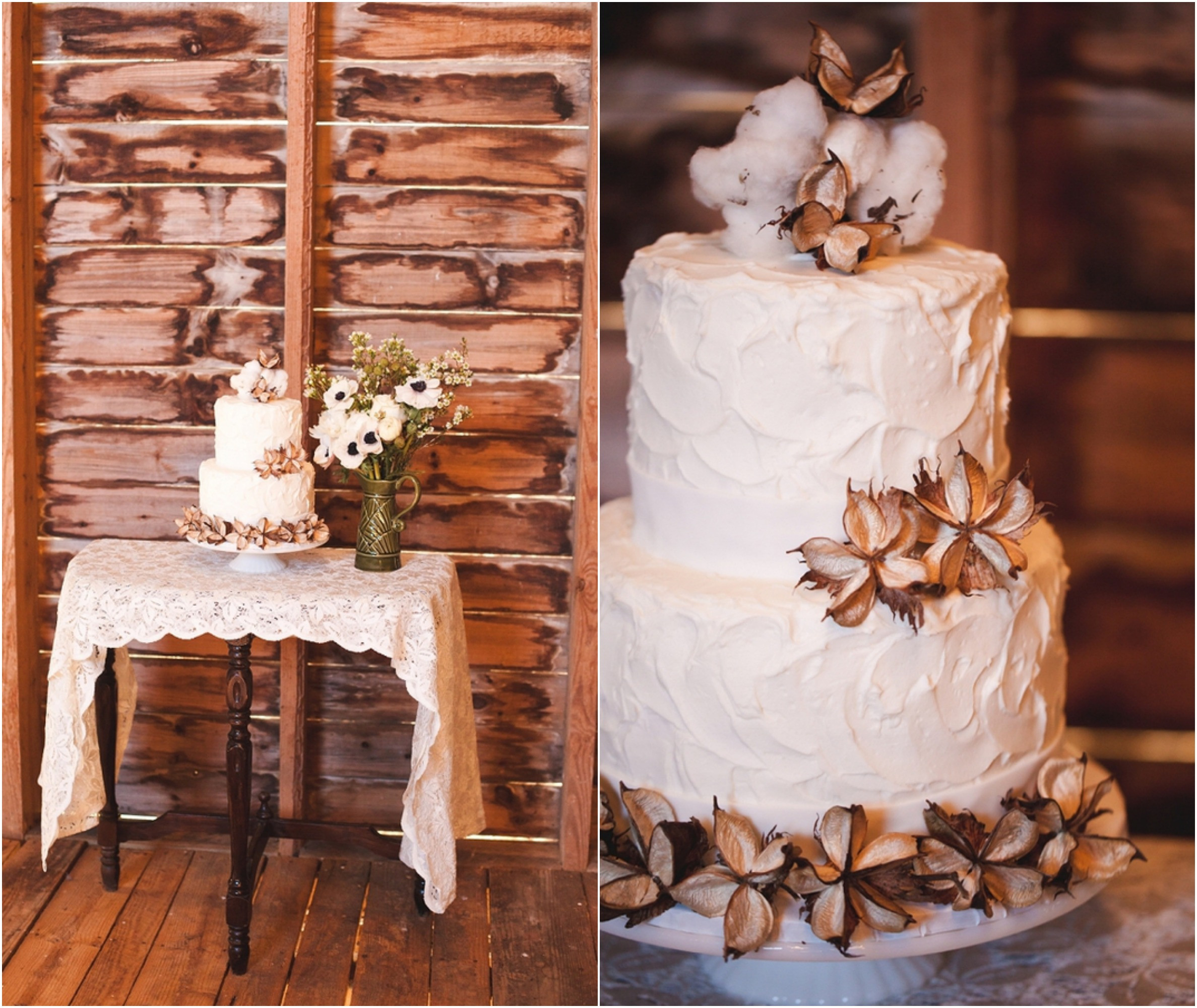 Wedding Cakes Rustic  Romantic Rustic Wedding Inspiration Rustic Wedding Chic