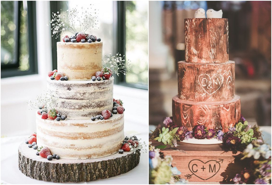 Wedding Cakes Rustic  Rustic Wedding Ideas Best Rustic Ideas for your Wedding