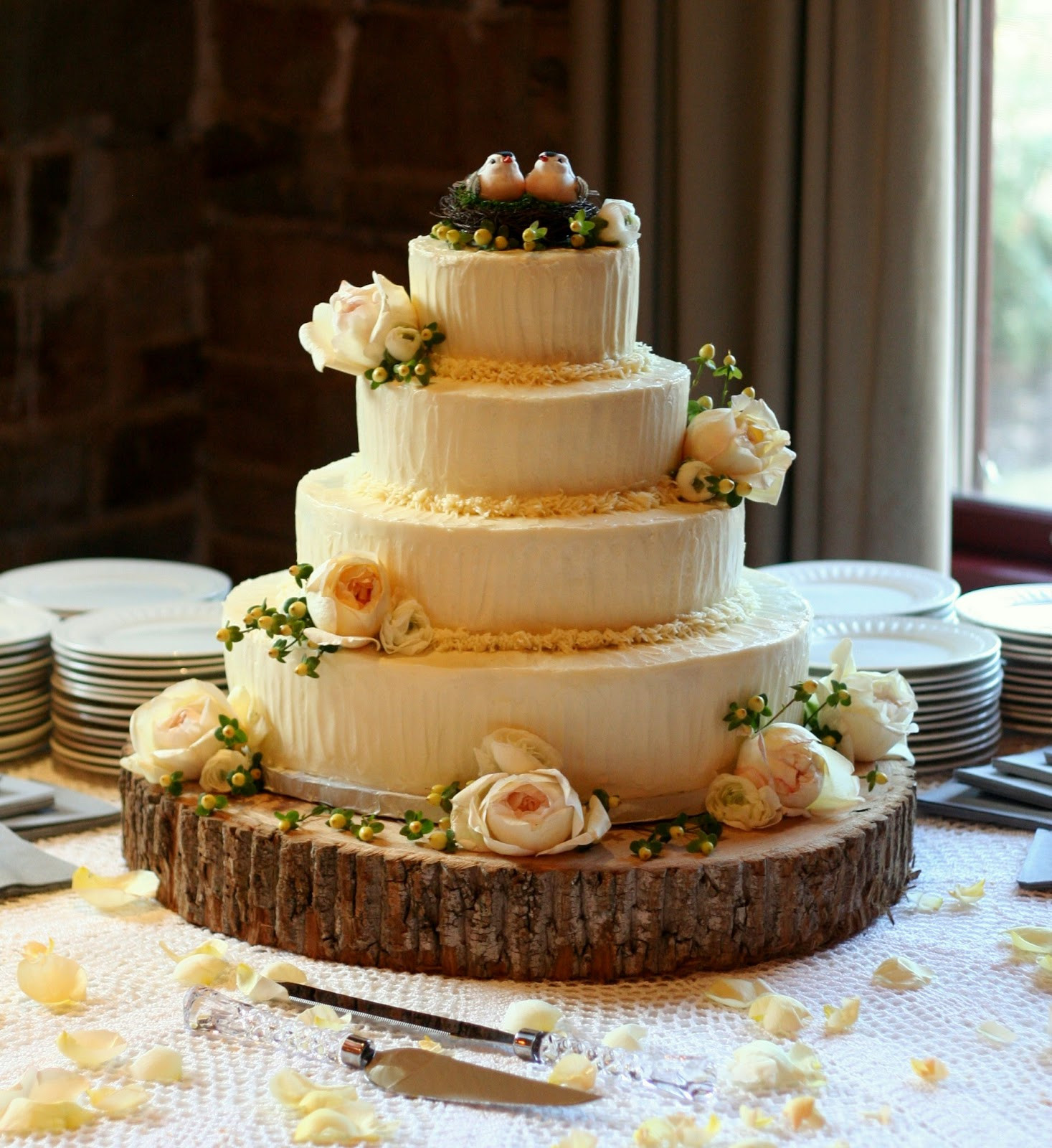 Wedding Cakes Rustic  6 Stunning Rustic Wedding Cake Ideas Wedding Cakes