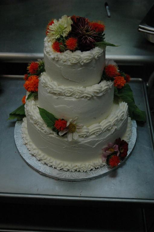 Wedding Cakes Sacramento Ca  Sugar Plum Vegan Bakery Sacramento basic wedding cake