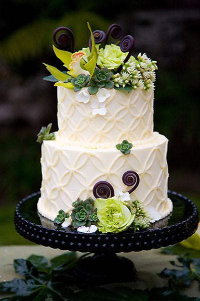 Wedding Cakes San Diego  trendsetting wedding