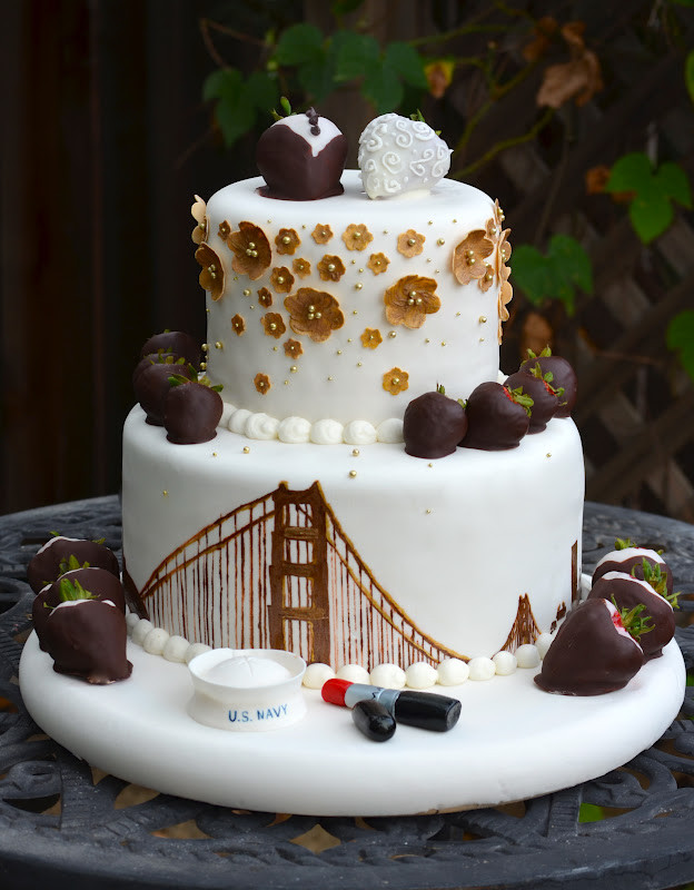 Wedding Cakes San Francisco  San francisco wedding cakes idea in 2017
