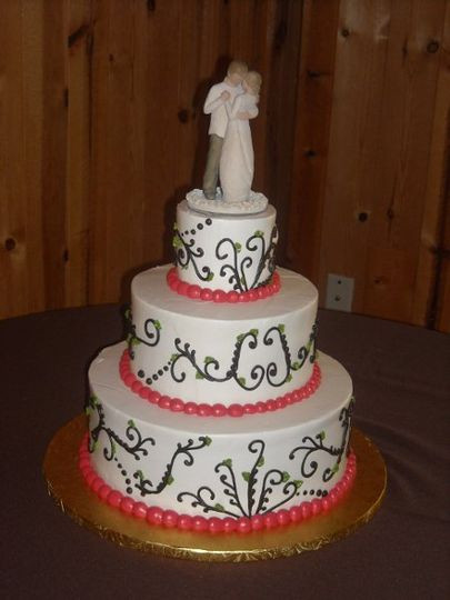 Wedding Cakes San Jose  C est Si Bon Bakery Wedding Cake San Jose CA