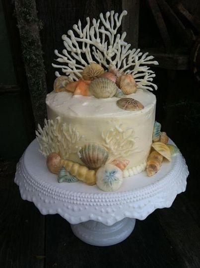 Wedding Cakes San Luis Obispo  Seabreeze Cupcakes Wedding Cake San Luis Obispo CA