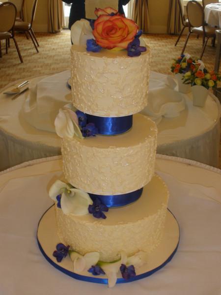 Wedding Cakes Santa Rosa  Rassasy Cakes Santa Rosa CA Wedding Cake