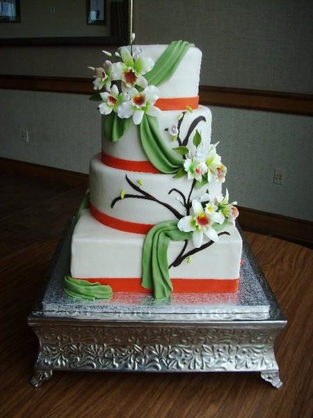 Wedding Cakes Sarasota  Thompson s Cakes Sarasota FL Wedding Cake