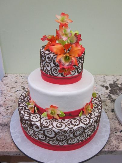 Wedding Cakes Sarasota  Cakes by Ron Wedding Cake Sarasota FL WeddingWire