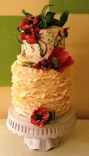 Wedding Cakes Sarasota  Center Ring Cakes Sarasota FL Wedding Cake