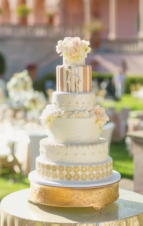 Wedding Cakes Sarasota  John Ringling Museum Sarasota Weddings Choreographed