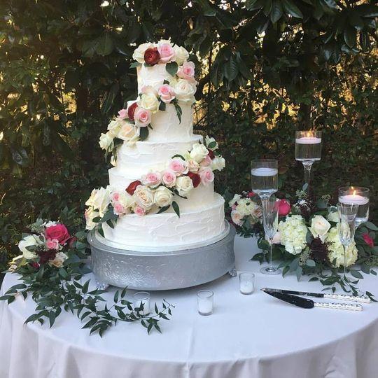 Wedding Cakes Savannah Ga  Wicked Cakes of Savannah Wedding Cake Savannah GA