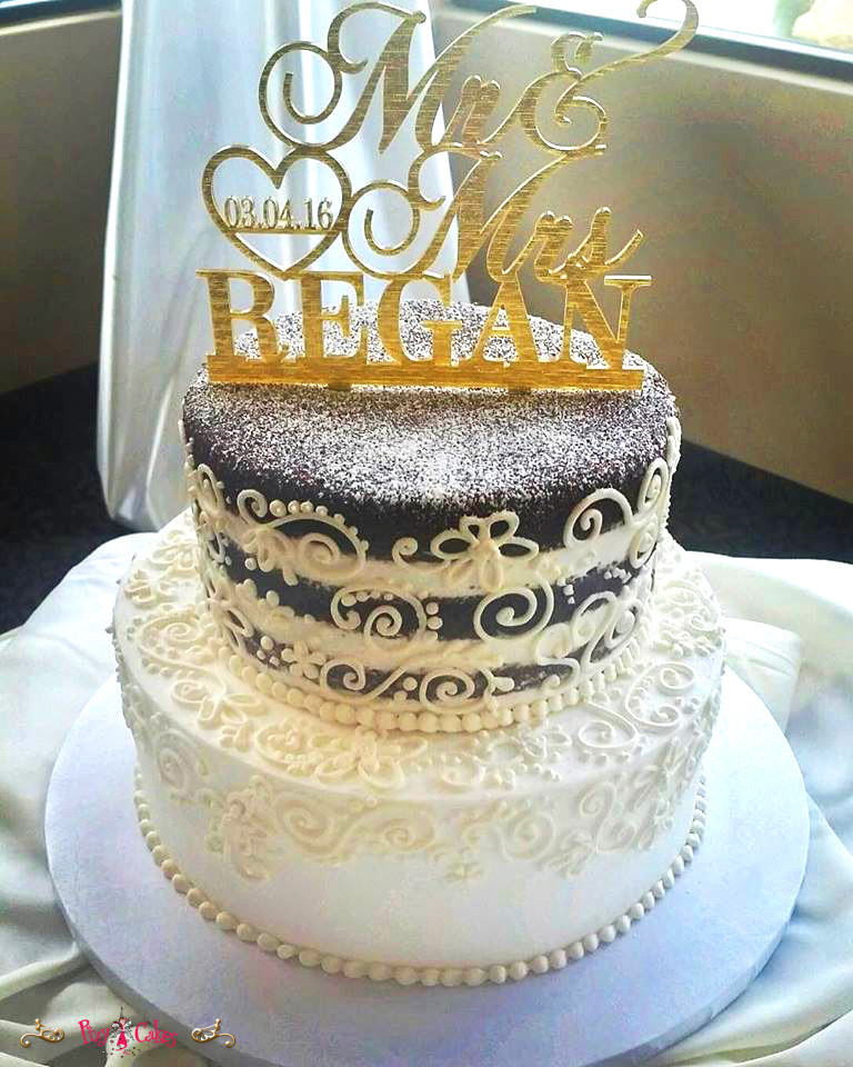 Wedding Cakes Scottsdale  cake filigree hand details elegant beautiful wedding