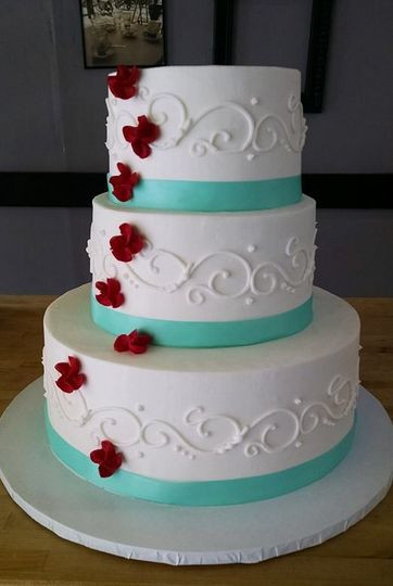 Wedding Cakes Seattle  Morfey s Cake Wedding Cake Seattle WA WeddingWire