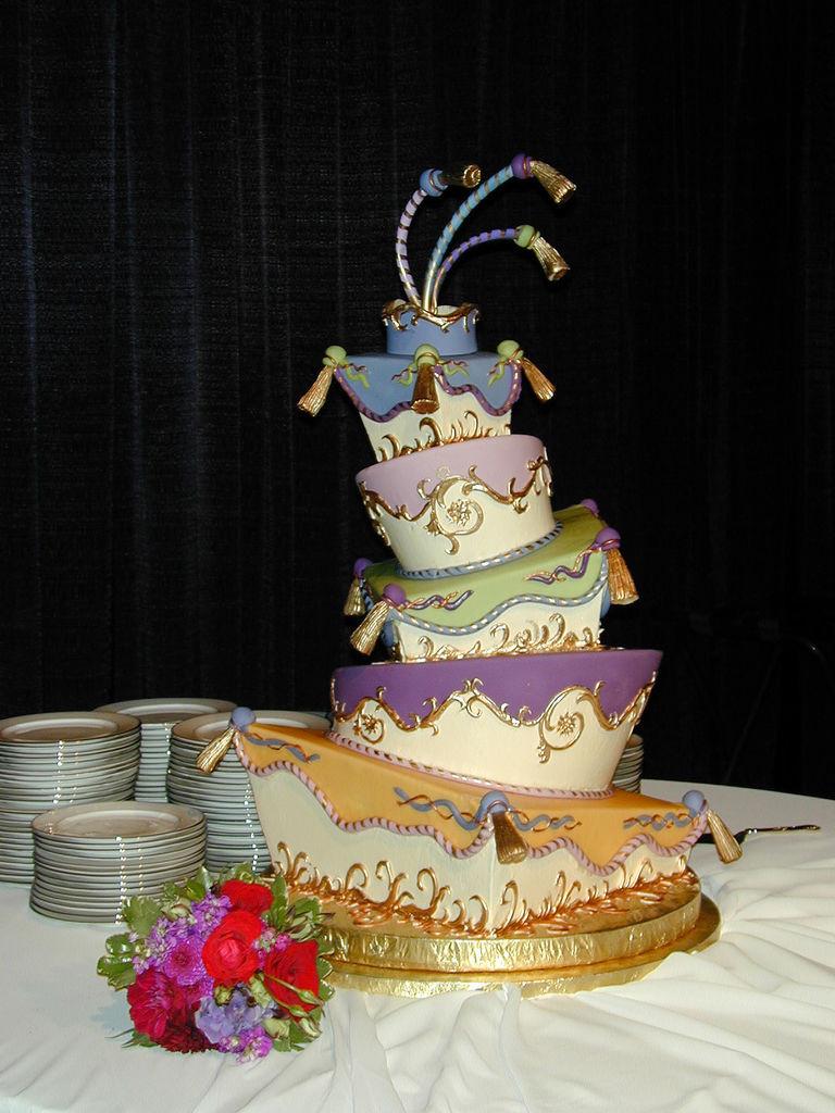 Wedding Cakes Seattle  Wedding Cake