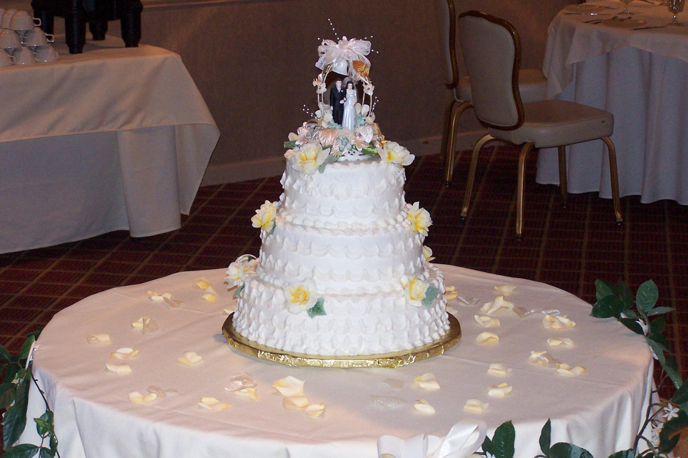 Wedding Cakes Show  PHOTO GALLERY Custom Cakes