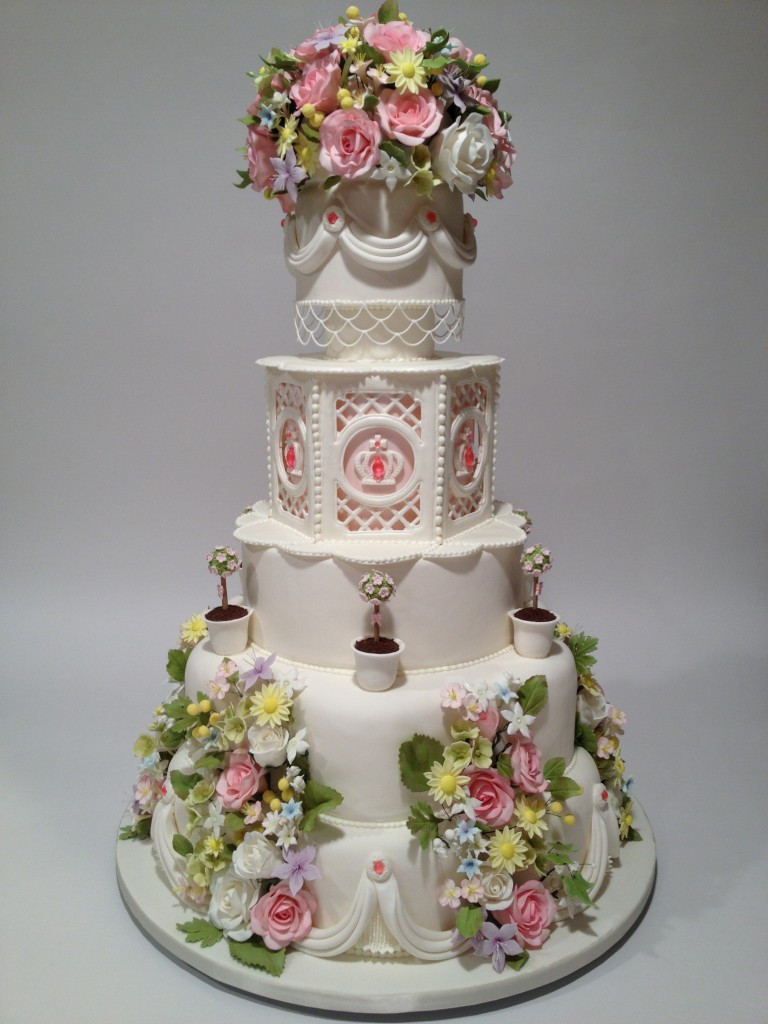 Wedding Cakes Show  Show wedding cakes idea in 2017