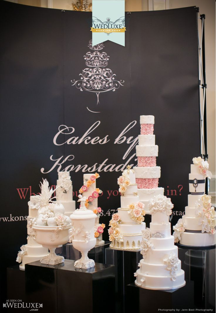 Wedding Cakes Show  1000 images about Bridal Show Booth Ideas on Pinterest